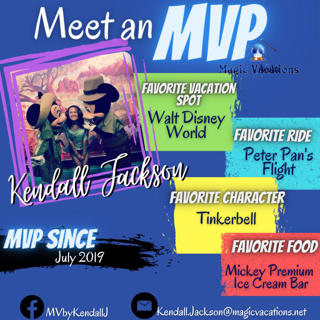 Kendall's Meet an MVP image