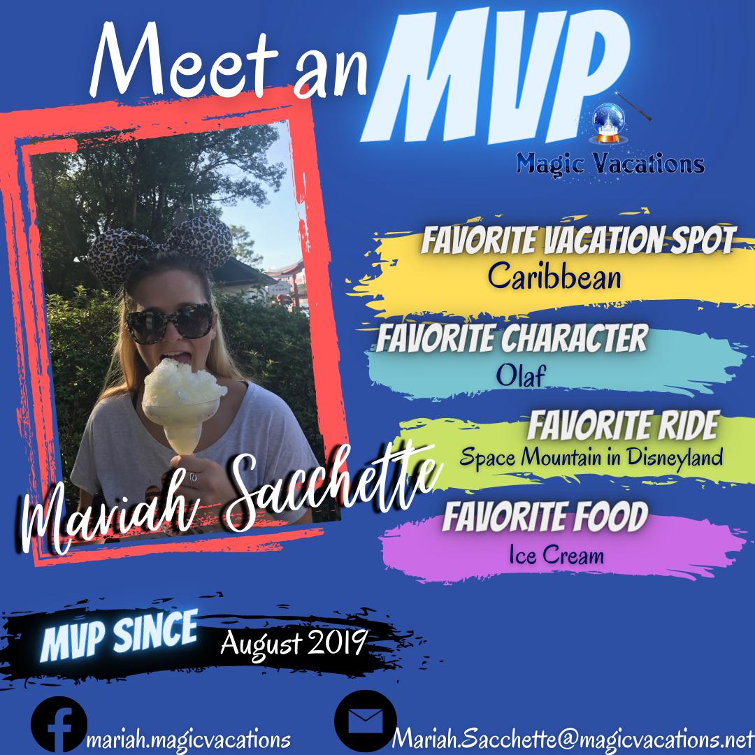 Mariah's meet an mvp page