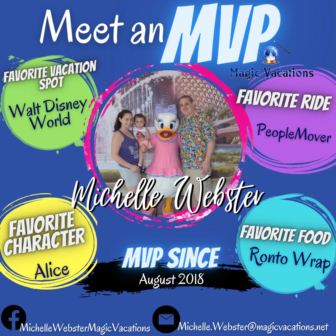 Meet Michelle Webster