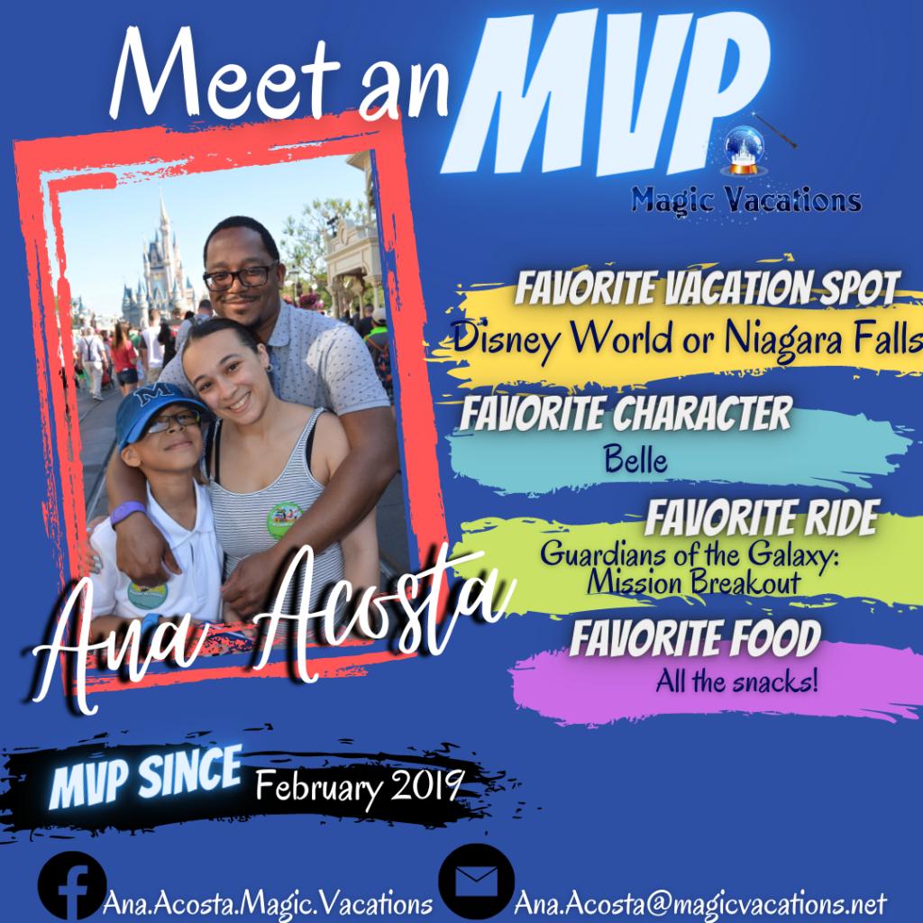 Ana Acosta Meet an MVP Monday cover photo