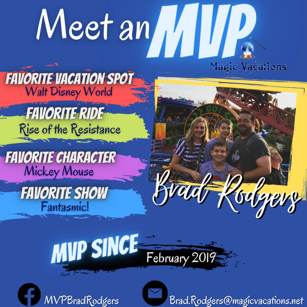 Brad's meet an mvp cover image