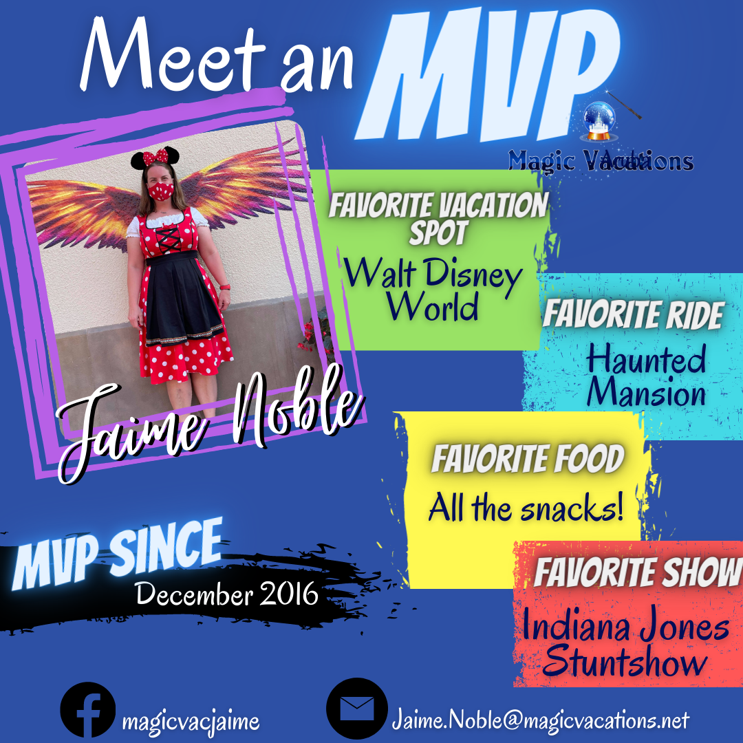 Jaime Noble meet an mvp cover