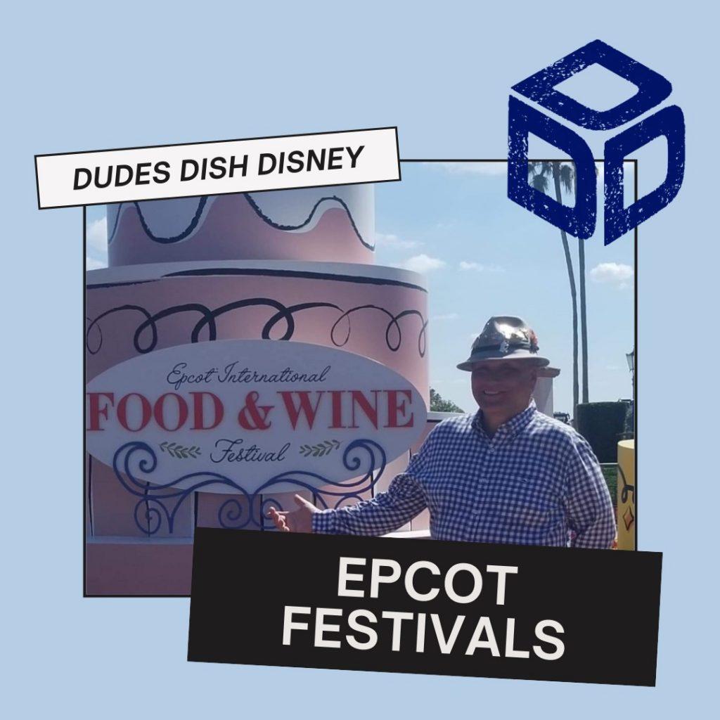 Dude's Dish DIsney Epcot Festivals cover photo