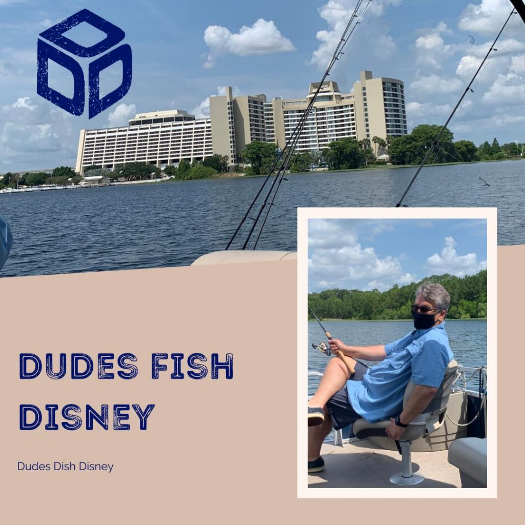 D Cubed Fishing Episode title card