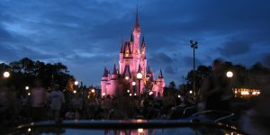 Disney_World_Castle_at_Night
